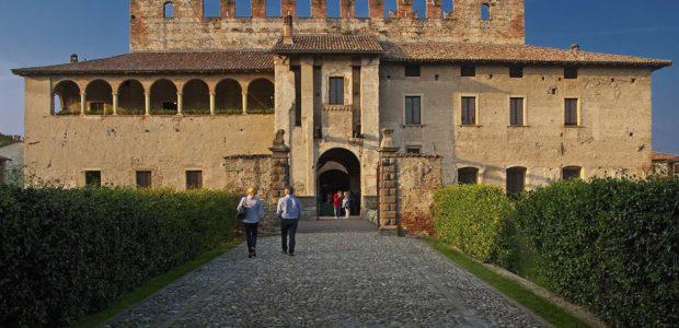 Castello di Malpaga, un po' palazzo un po' fortezza