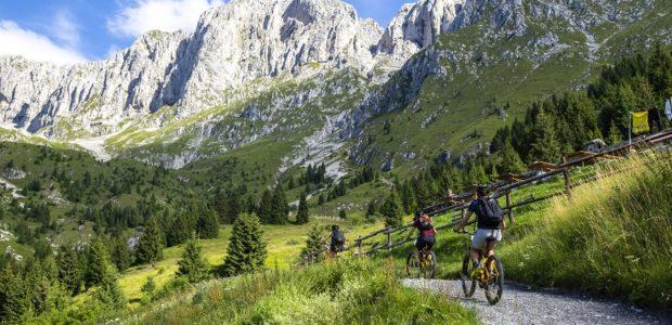Presolana E-bike, una montagna di pedalate senza fatica